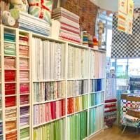 Tikki London - quilt fabric shop and haberdashery in Kew Gardens ... : quilt shops london - Adamdwight.com