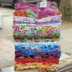 The Ultimate Rowan FQ bundle of fabric - 40 pieces with no repeats from Kaffe Fassett & a few fellow designers from TIKKI