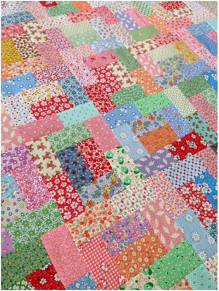 Sewing Patterns for patchwork quilts, bags and many other projects ... : retro quilts - Adamdwight.com