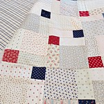 Shirting Patchwork Quilt PDF Pattern