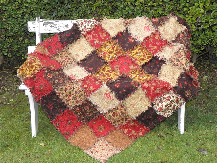 Quilt Kits for Sewing & Patchwork by Tikki London UK : patchwork quilt material - Adamdwight.com
